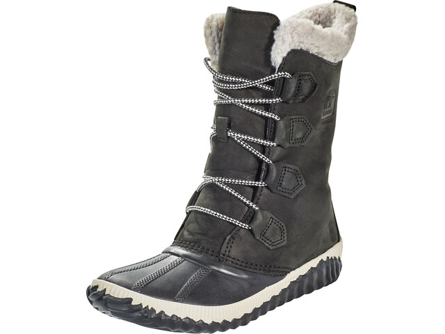 Sorel Out N About Plus Tall Boots Dam black